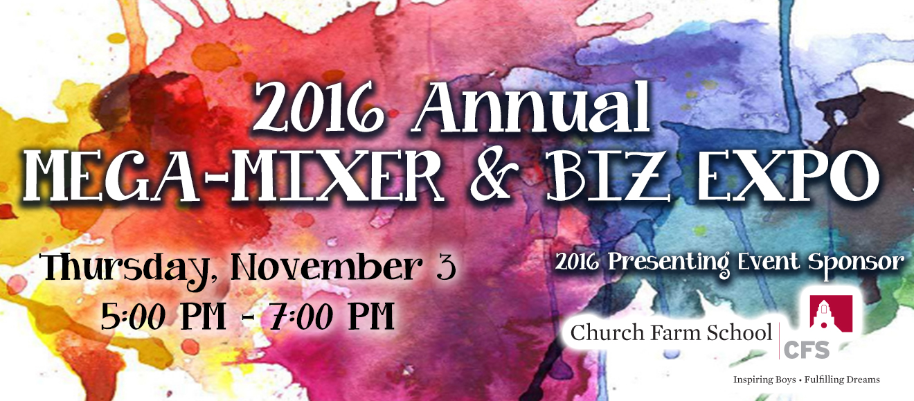 Joint Chamber Fall Mega-Mixer & Biz Expo